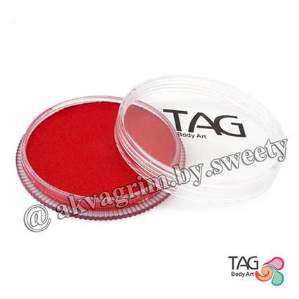 Аквагрим TAG основной, регулярный Красный 32g
