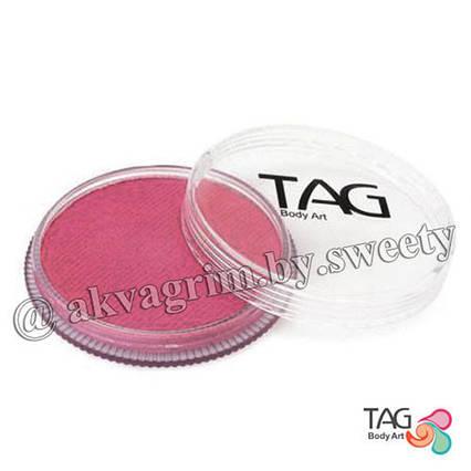 Аквагрим TAG основний, регулярний Темно Рожевий 32g