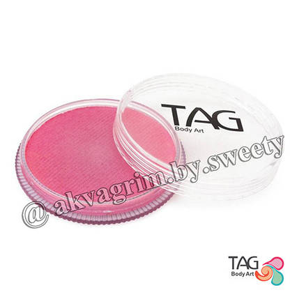 Аквагрим TAG основний, регулярний Рожевий 32g