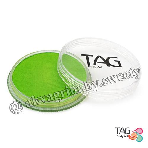 Аквагрим TAG основной, регулярный Салатовый 32g