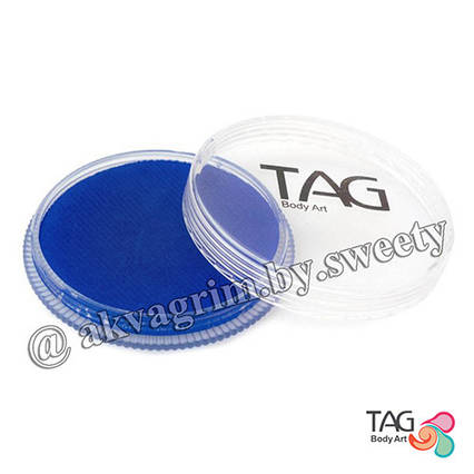 Аквагрим TAG Основний, регулярний Синій 32g
