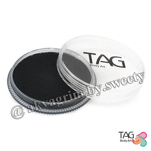 Аквагрим TAG Основной, регулярный Чёрный 32g