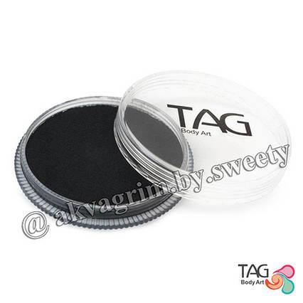 Аквагрим TAG Основний, регулярний Чорний 32g