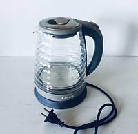 Электрочайник 2 л. дисковый стекло ART:2139