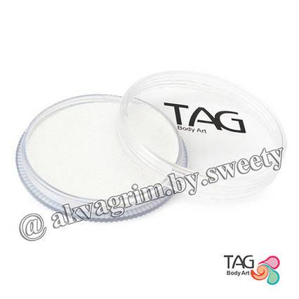 Аквагрим TAG Основной, регулярный Белый 32g