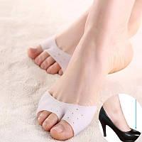Коректор пальців ніг TING PAI Силиконовые корректоры с разделителем для пальцев ног