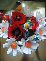 """Букет из конфет""""Праздничная полянка"""", фото 1"""