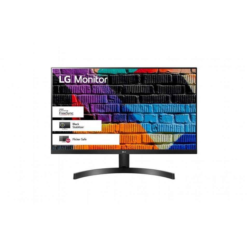 Монитор LG 27MK600M-B