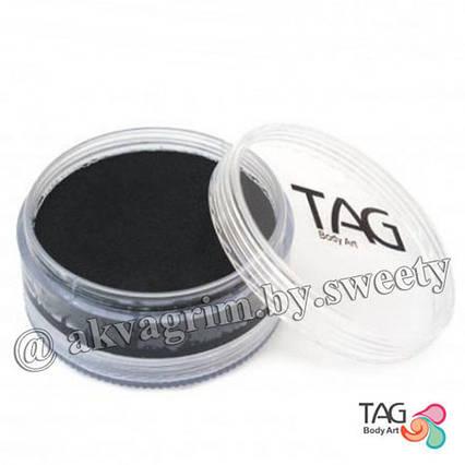 Аквагрим TAG Основной, регулярный Чёрный 90g