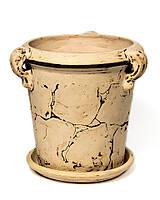 Горшок керамический для растений Авалон