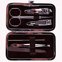 Манікюрний набір Hua Li Manicure Set 696-5(29/9), 6 предметів
