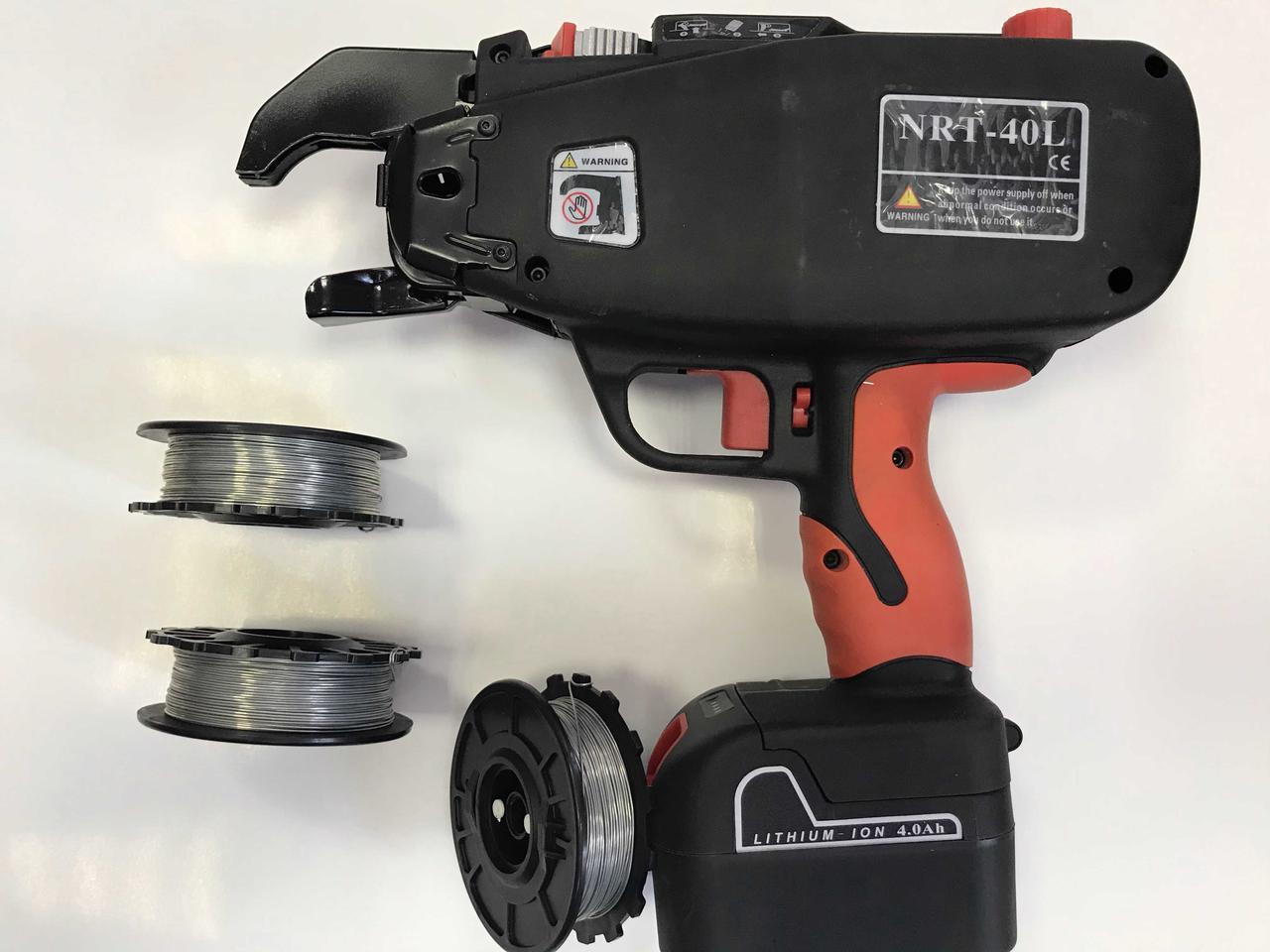 Купить Пистолет для вязки арматуры MG (NRT-40 L)