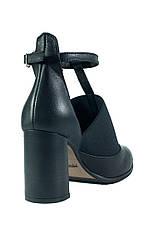 Туфли женские Ilona СФ 931-845 черные (36), фото 2