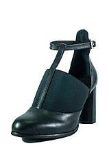 Туфли женские Ilona СФ 931-845 черные (36), фото 3