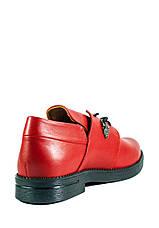 Туфли женские Ilona СФ 457-661-К красные (38), фото 2