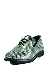 Туфли женские Ilona СФ 263-L10 серебряные (36), фото 3