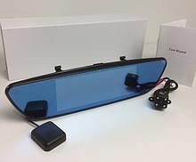 """Відеореєстратор виду дзеркало ART-D35 ( Android 6.1/3G/LCD7""""/GPS/2 камерами )"""