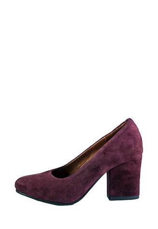 Туфли женские Ilona СФ 1-08-З фиолетовые (34), фото 2