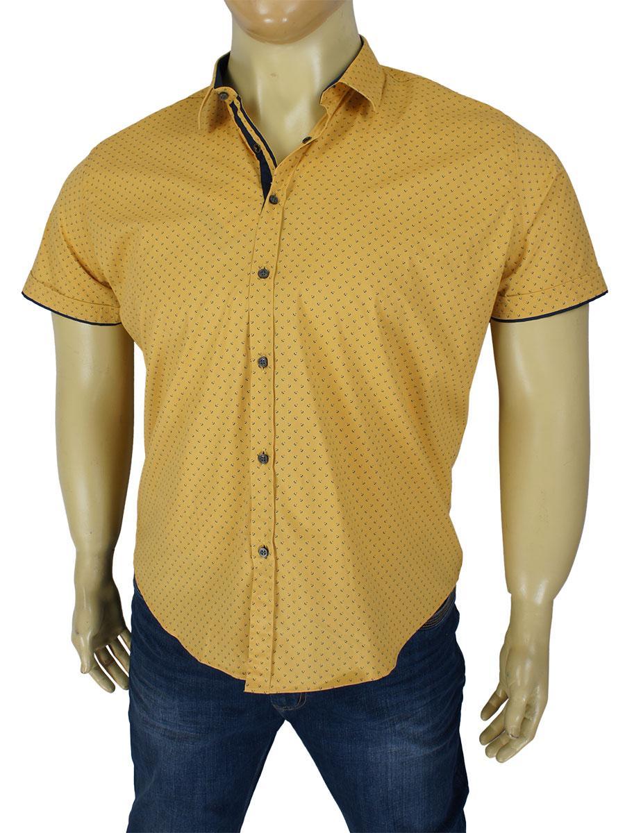Чоловіча сорочка Еnisse  EGK51343