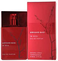 Armand Basi In Red Eau De Parfum edp 50 ml (ORIGINAL)