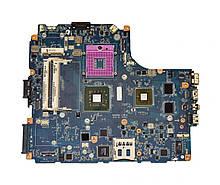 Материнская плата Sony VGN-NW m851 main board mbx-217 1P-0096501-8010 ( PM45, HD 4550, 2xDDR2 ) бу