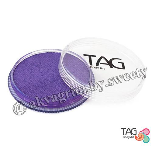Аквагрим TAG Перламутровый Фиолетовый 32g