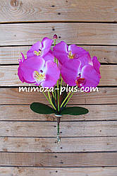 Искусственные цветы - Орхидея куст, 29 см
