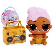 Набор ОЛАЛА с куклой ЛОЛ Диджей ( Мини дива)  Ooh La La Baby Surprise Lil D.J.  MGA, фото 1