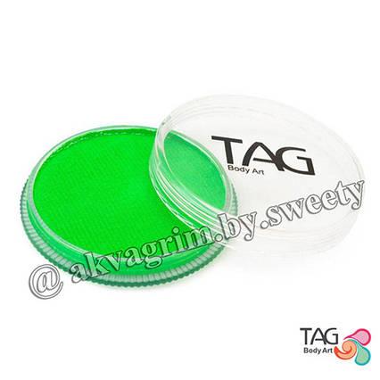 Аквагрим TAG Неоновый Зеленый 32g