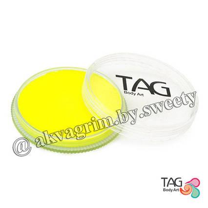 Аквагрим TAG Неоновый Желтый 32g