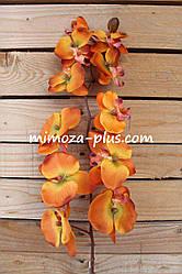 Искусственные цветы - Орхидея ветка, 97 см