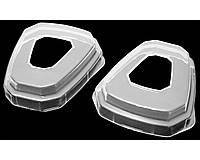 Держатель (аналог 3М 501 для фильтров серии 6000) для пылевого фильтра, пара