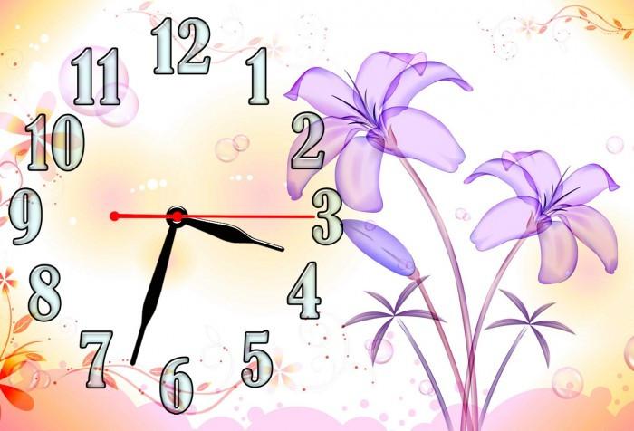 Часы настенные 30х45см Z 190