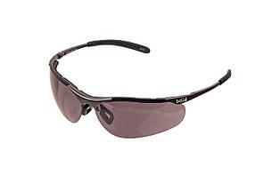 Очки защитные Bolle CONTOUR, металлическая оправа,  дымчатые линзы