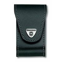 Чехол Victorinox поясной кожаный (91 мм, 5-8 слоев)