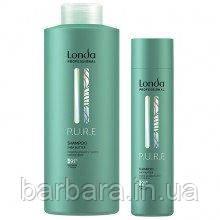 Бальзам-кондиционер  для волос Londa Professional P.U.R.E Shampoo без сульфатов, парабенов и силикона