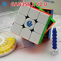 Кубик Рубика 3х3 GAN 356 X V2.0 (без наклеек)