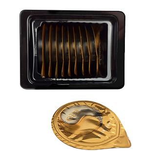 Ультратонкие презервативы OLO с термоэффектом, Лед и Пламя