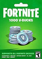 Подарункова карта Fortnite - 1000 V-Bucks card (для всіх платформ-бакси/Вабаксы/ВА-бакси)