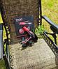 Фен для волос Gemei GM-1719 1800 Вт - Профессиональный фен для укладки и сушки волос (Оранжевый), фото 6