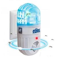 Ультразвуковий відлякувач шкідників Sonic Flying Insect Bug Zapper RV8 (51132)