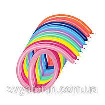 Латексные шарики ШДМ 160 Fashion Solid ассорти 00 Sempertex