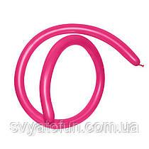 Латексні кульки ШДМ 160 Fashion Solid фукции 12 Sempertex