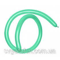 Латексні кульки ШДМ 160 зелений 30, Sempertex