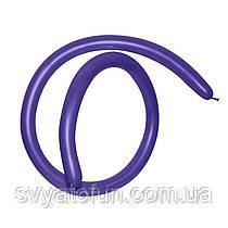 Латексні кульки ШДМ 160 фіолетовий 51, Sempertex