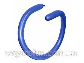 Латексні кульки ШДМ 260 Fashion Solid синій 41, Sempertex