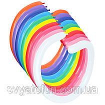 Латексні кульки ШДМ 260 Fashion Solid Assorted (асорті) 00 Sempertex