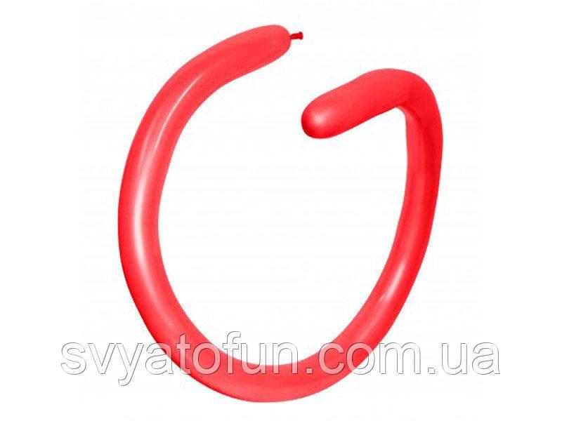 Латексные шарики ШДМ 260 Fashion Solid красный 15 Sempertex