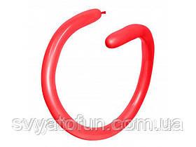 Латексні кульки ШДМ 260 Fashion Solid червоний 15, Sempertex