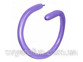 Латексні кульки ШДМ 260 Fashion Solid бузковий 50 Sempertex